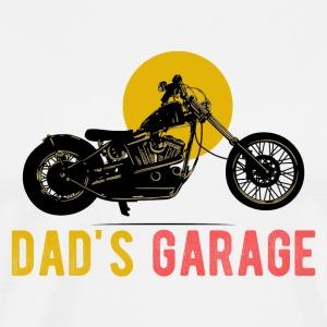Single Taken In The Garage Race Car