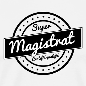 Super magistrat - T-shirt Premium Homme