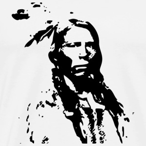 Indian chief - Men's Premium T-Shirt