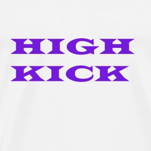 HIGH KICK HOODIE [LIMITED EDITION] - Herre premium T-shirt
