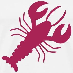 Cancer - lobster - lobster - Men's Premium T-Shirt