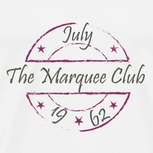 1962 The Marquee Club II - Männer Premium T-Shirt