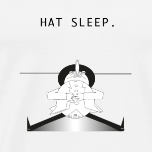Sleep hat - Men's Premium T-Shirt