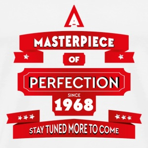 Masterpiece 1968. Perfect voor de 1968 - Mannen Premium T-shirt
