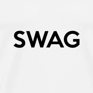 Simple swag shirt