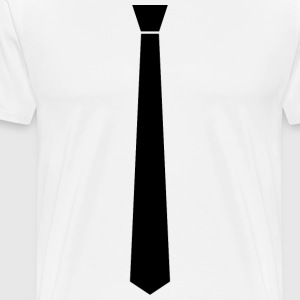 Ties Fun T-Shirt - Men's Premium T-Shirt
