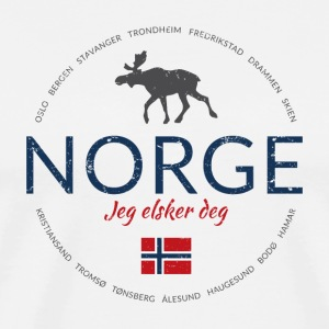 "Norway button (""Norway - I love you"")"