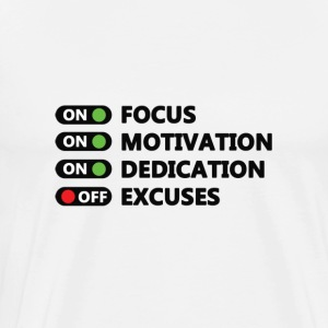 Focus on - Men's Premium T-Shirt