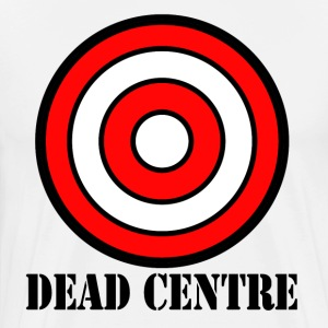 dead centre - Men's Premium T-Shirt