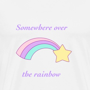somewhereovertherainbow 16 05 46 - Männer Premium T-Shirt