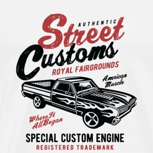 Street Customs - Men's Premium T-Shirt