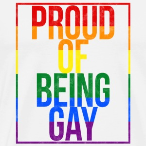 I'm proud to be Gay Pride