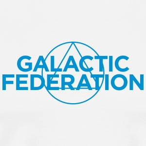 Galactic Federation - Men's Premium T-Shirt