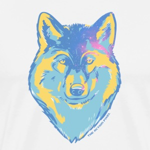 Star Wolf - Men's Premium T-Shirt