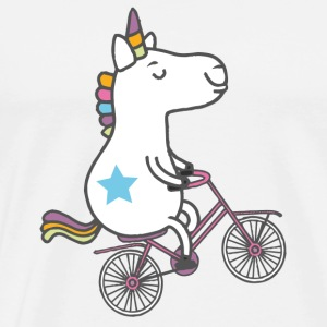 unicorn only - Männer Premium T-Shirt