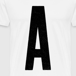A is for… - Men's Premium T-Shirt