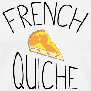 french quiche - T-shirt Premium Homme