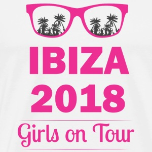 Ibiza girl on tour