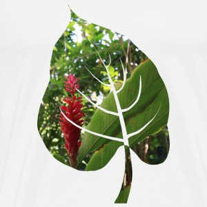 Red bloom - Men's Premium T-Shirt