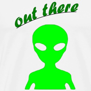 OUT THERE - Men's Premium T-Shirt