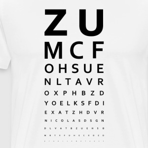 Optician - Men's Premium T-Shirt