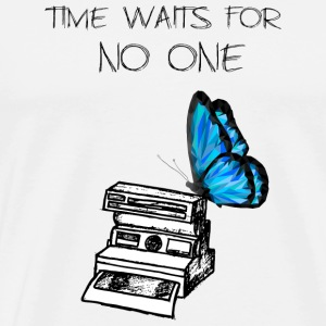 Life Is Strange: Time Waits For No One - Men's Premium T-Shirt