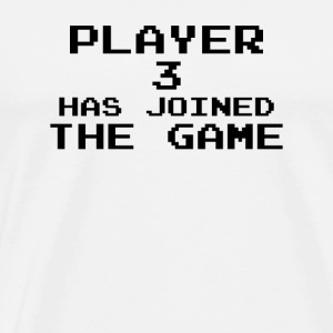 Child baby video game games gift - Men's Premium T-Shirt