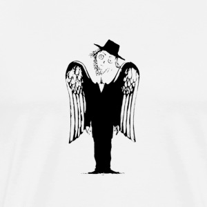 angel depressed - Men's Premium T-Shirt