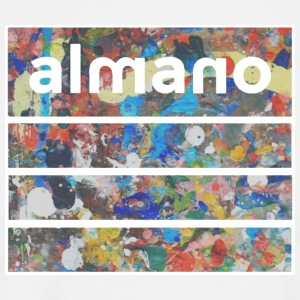 almanocolored - T-shirt Premium Homme