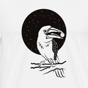 TUCAN AMAZON - Herre premium T-shirt