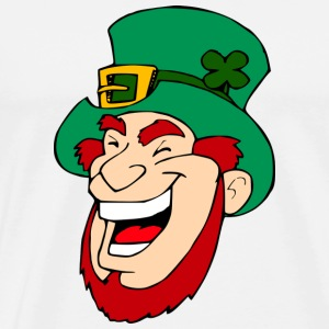 Leprechaun Ireland - Men's Premium T-Shirt