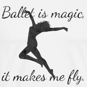 Ballet Is Magic Ballet Dance Magic Gift Idea