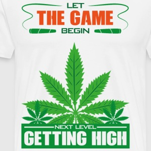 Getting high - Men's Premium T-Shirt