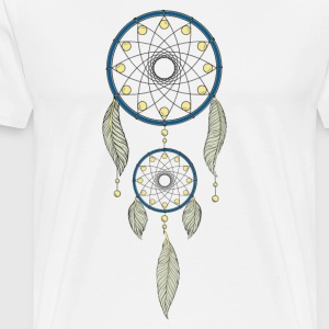 Dreamcatcher skjorte - Premium T-skjorte for menn