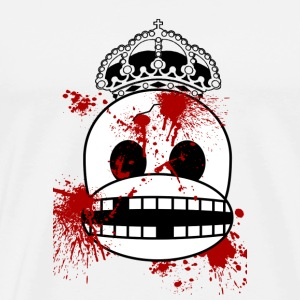 MONKEY PRINCE BLOOM ZOMBIE GIFT SUN PAPA - Men's Premium T-Shirt