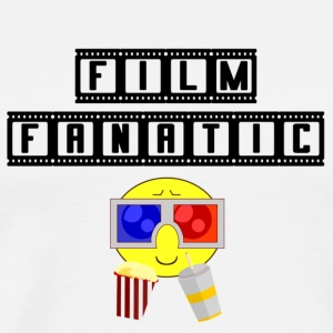 Film Fanatic - Premium-T-shirt herr