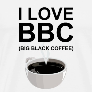 Amo la BBC (Big Black Coffee)