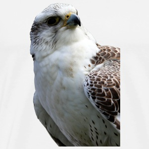 bird of prey eagle eagle - Men's Premium T-Shirt