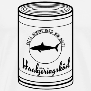 Haakjöringsköd | Jurisdiction - Men's Premium T-Shirt