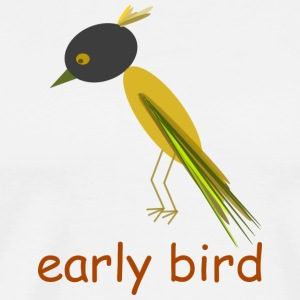 early bird - T-shirt Premium Homme