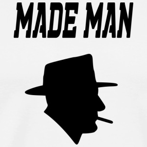 made man - Men's Premium T-Shirt