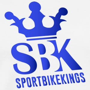 SBK blue - Men's Premium T-Shirt