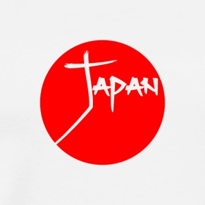 Japan - Premium T-skjorte for menn