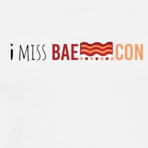 I miss BAEcon - Men's Premium T-Shirt