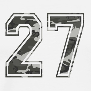 Payer Camouflage Paintball 27 Bundeswehr - T-shirt Premium Homme
