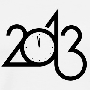 Happy New Year 2013 - Men's Premium T-Shirt