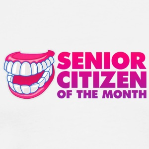 Senior of the Month - T-shirt Premium Homme
