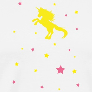 Yellow star - Men's Premium T-Shirt
