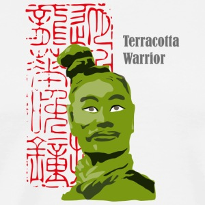 JLB Terracotta Warrior 26072017 1 - Men's Premium T-Shirt