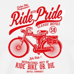 Ride With Pride2 - Männer Premium T-Shirt